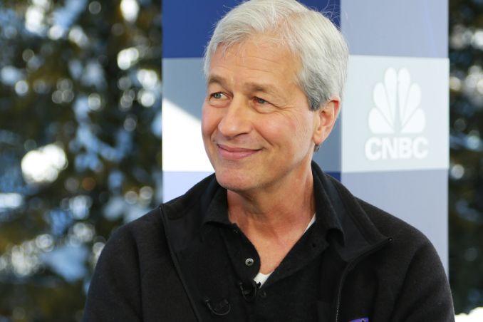 Jamie Dimon - CEO của JPMorgan Chase
