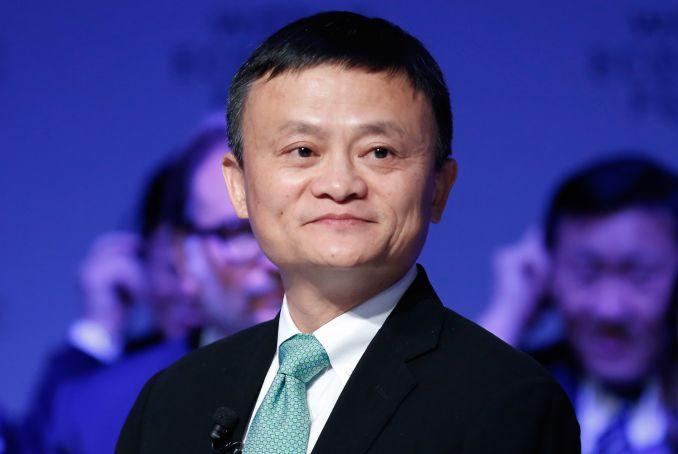 Jack Ma - CEO của Alibaba