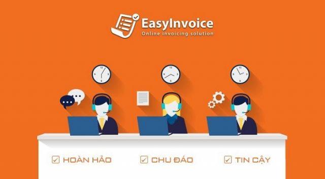 Hoá đơn điện tử Easy-invoice
