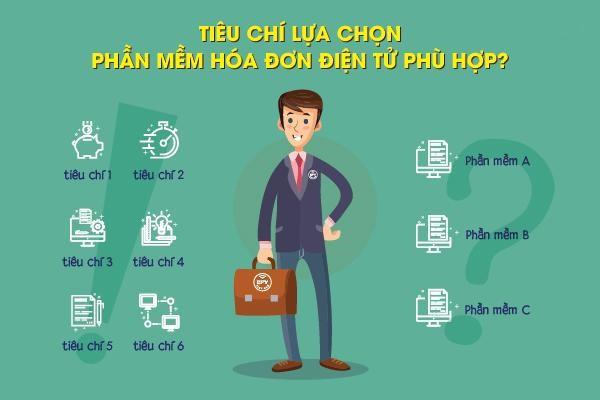 Bốn tiêu chí quan trọng để đánh giá nhà cung cấp hóa đơn điện tử