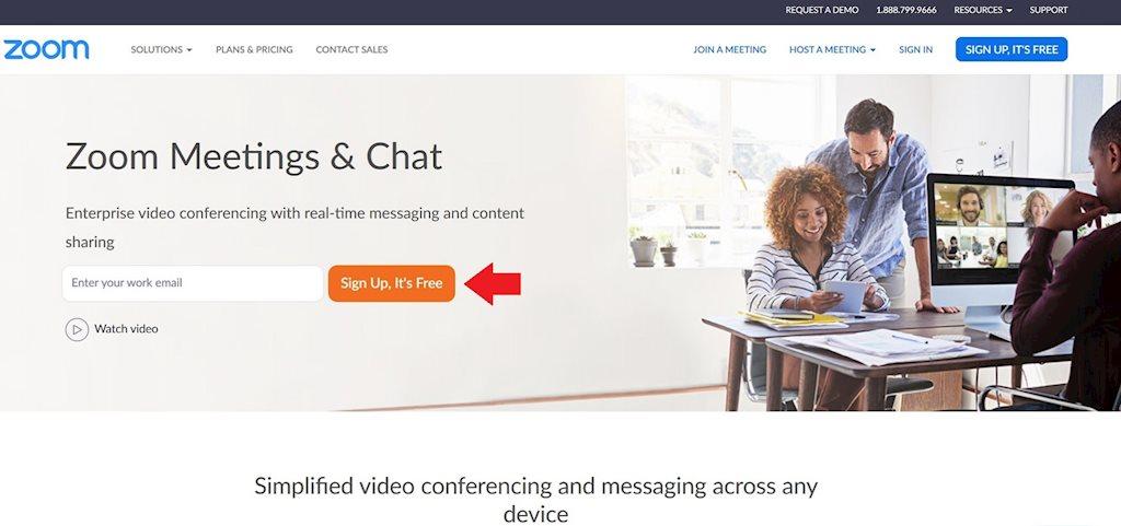 Hướng dẫn sử dụng Zoom Meeting để họp trực tuyến