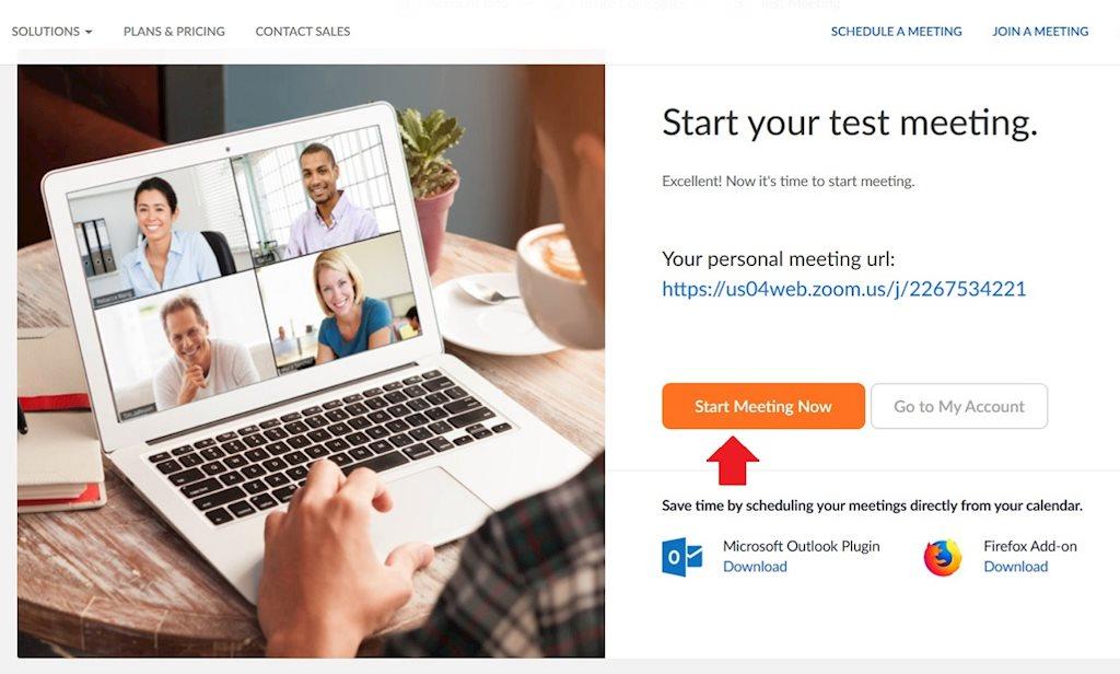 Hướng dẫn họp trực tuyến bằng Zoom cơ bản