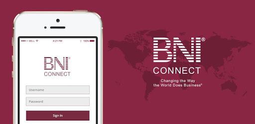Ứng dụng BNI Conntect giúp biết rõ thông tin các thành viên