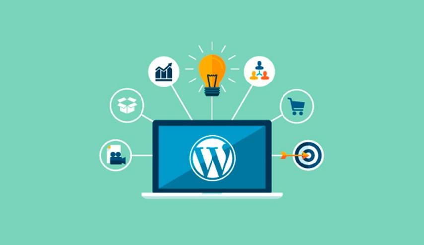 Đăng kí tên miền, web hosting và cài đặt WordPress để kinh doanh Online