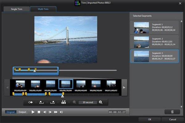 Phần mềm chỉnh sửa video CyberLink PowerDirector