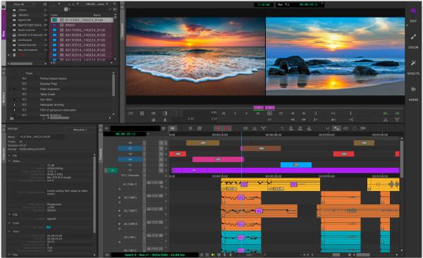Phần mềm chỉnh sửa video Avid Media Composer