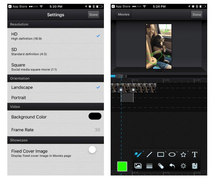 Phần mềm chỉnh sửa video Cute CUT