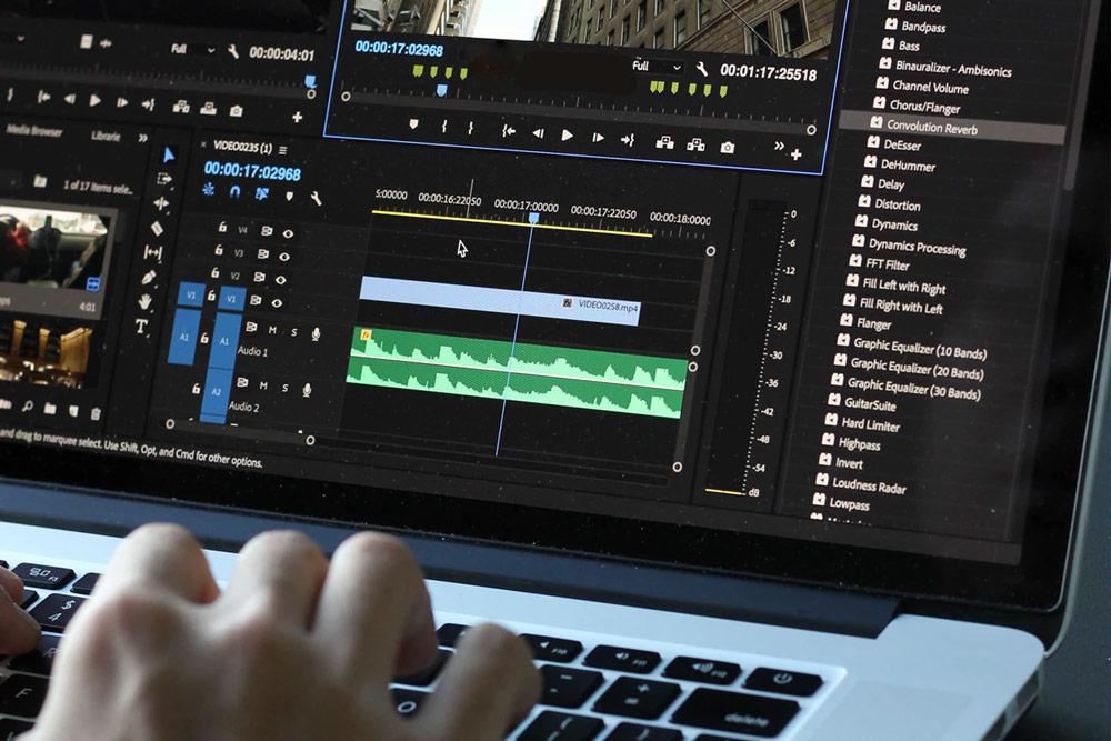Phần mềm chỉnh sửa video miễn phí