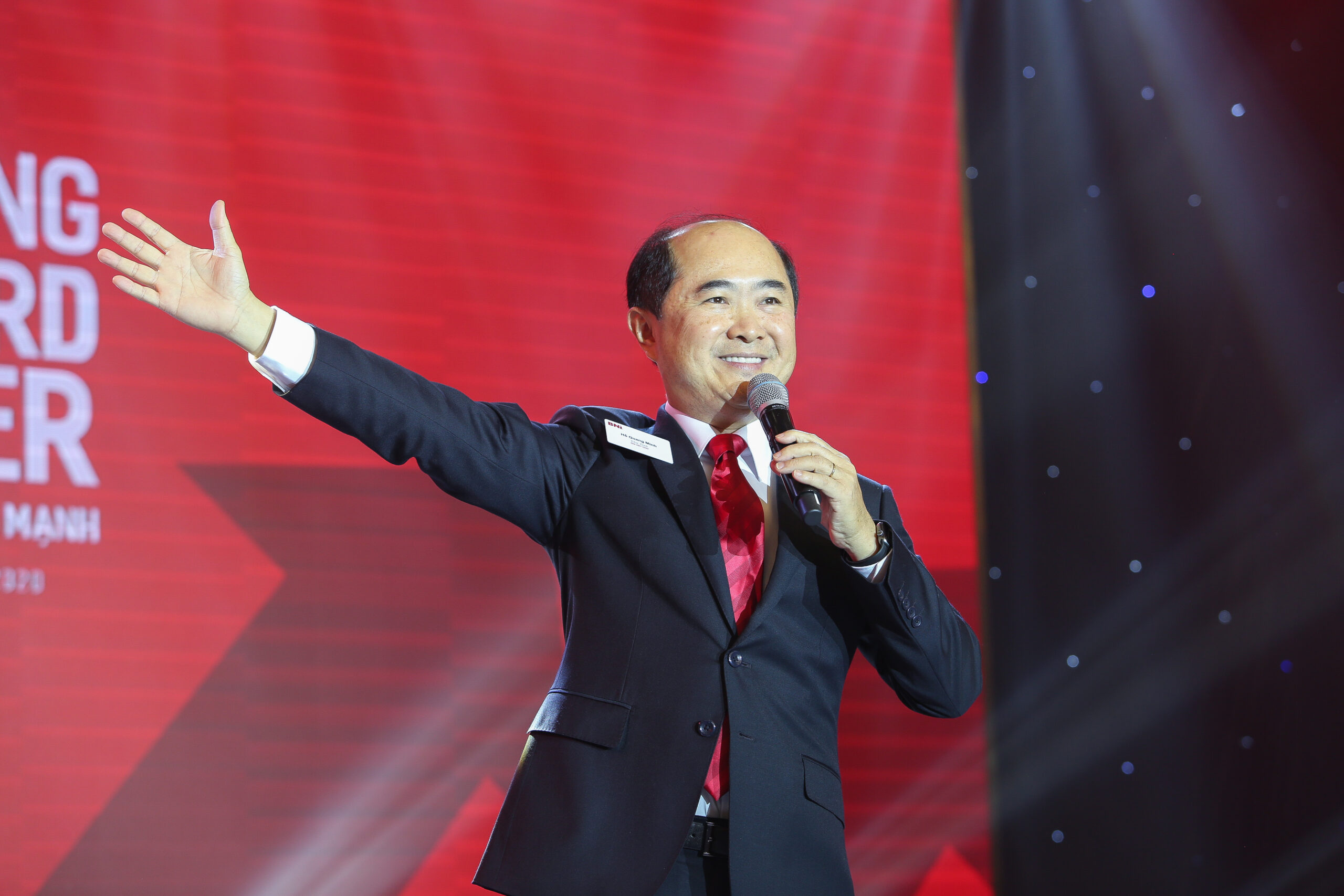 Hồ Quang Minh - Chủ tịch BNI Việt Nam