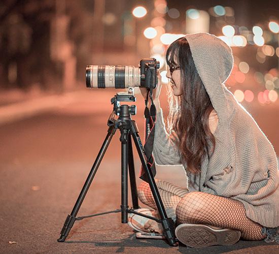 Photographer thu nhập từ 20 - 50 triệu đống/ tháng