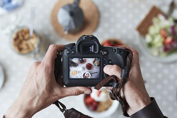 Làm nghề gì để giàu – Chụp ảnh đồ ăn