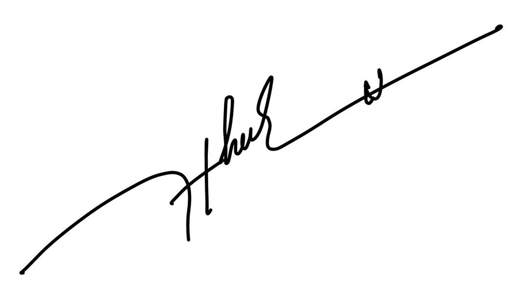 Chữ ký Đinh Trung Thành