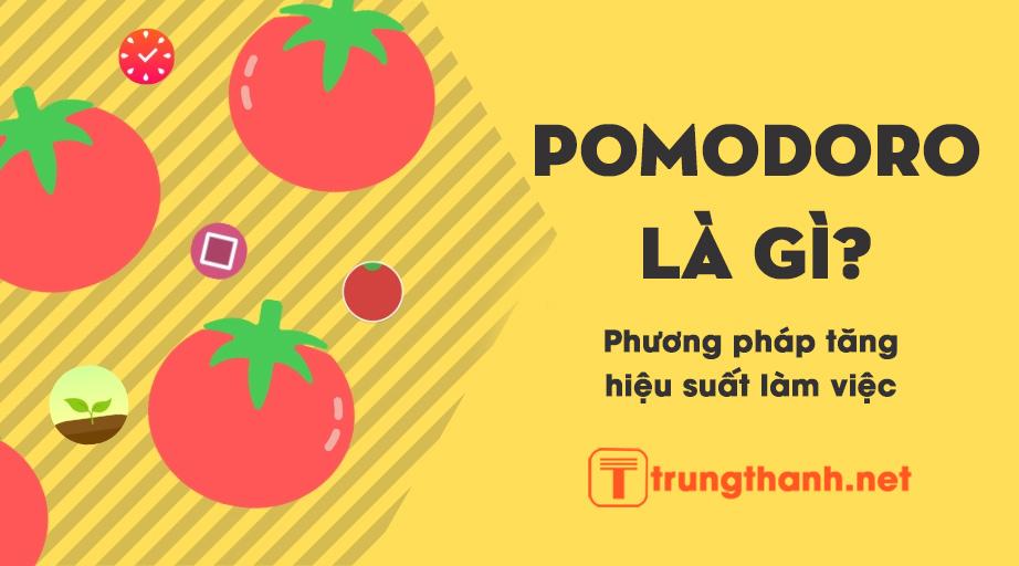 Pomodoro là gì? Phương pháp quản trị thời gian tăng hiệu suất làm việc