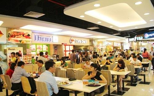Mô Hình kinh doanh nhà hàng trong TTTM