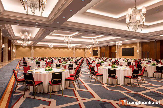 Mô hình kinh doanh nhà hàng Banquet Hall