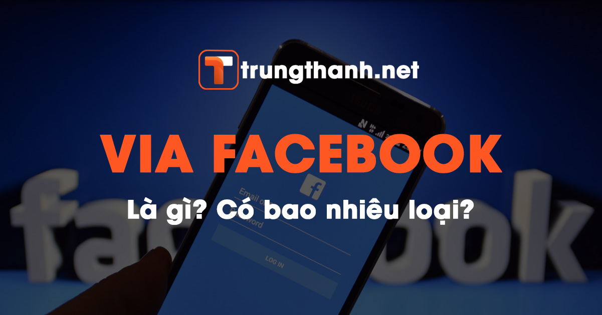 VIA facebook là gì